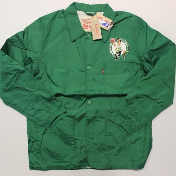 Levi's NBA Club Coat - Boston Celtics - XL